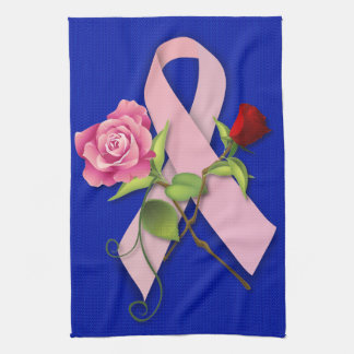 Closure for the Breast Cancer Survivor Towel