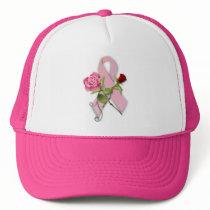 Closure for the Breast Cancer Survivor Trucker Hat
