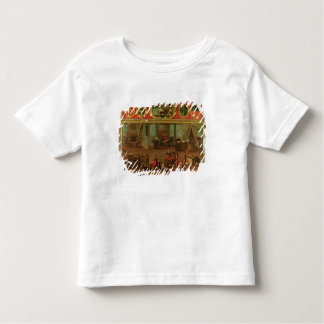 Cloth Dyers Demonstrating their Trade and Skills Toddler T-shirt