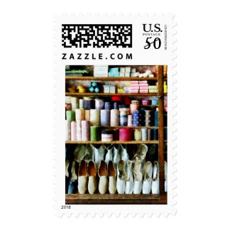 Cloth in General Store Postage
