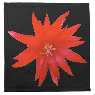Cloth Napkins - Easter Cactus