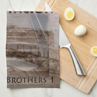 Cloth of kitchen The Four Brothers the 1 - Hand Towels