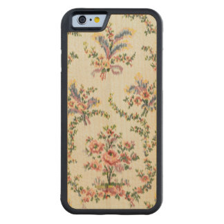 Cloth woven for Queen Marie Antoinette at the Pala Carved® Maple iPhone 6 Bumper
