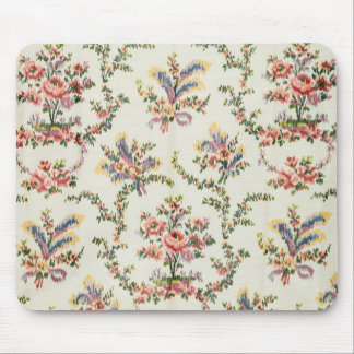 Cloth woven for Queen Marie Antoinette at the Pala Mouse Pad