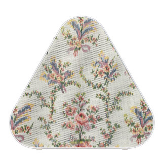 Cloth woven for Queen Marie Antoinette at the Pala Speaker