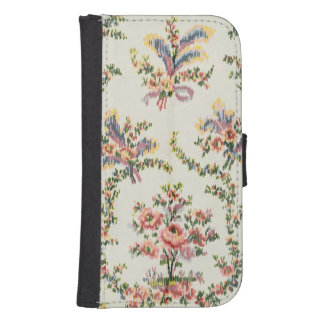 Cloth woven for Queen Marie Antoinette at the Pala Phone Wallet