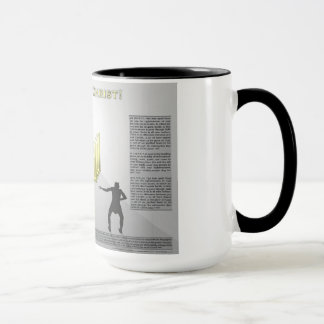 Clothed In Christ  by Joseph James (Hartmann) Mug