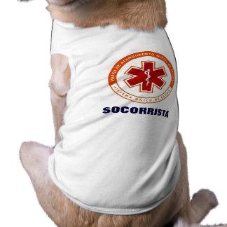 Clothes for dog Rescuer SAMU