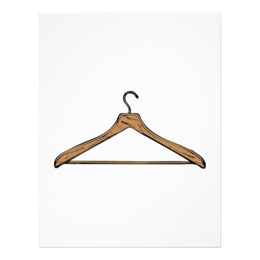 Clothes Hanger Letterhead