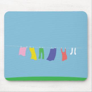 Clothes Mousepad