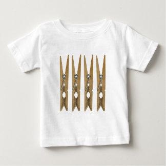 clothes pins baby T-Shirt