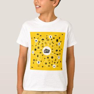Clothes the scheme T-Shirt