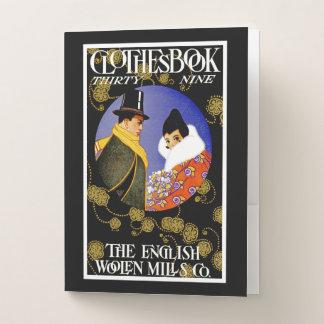 Clothesbook Pocket Folder
