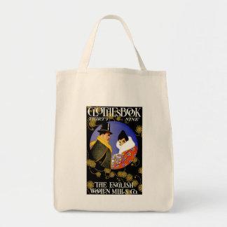 Clothesbook Tote Bag