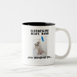 Clothesline Blues Band - Tour Mug