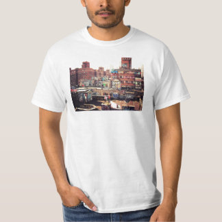 Clotheslines and Graffiti T-Shirt