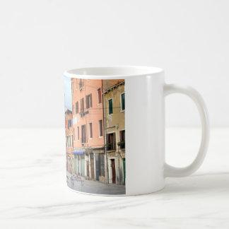 Clotheslines At Campo Ruga Coffee Mug