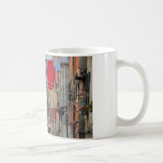 Clotheslines In Venice Italy Coffee Mug