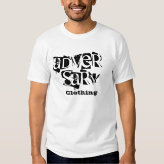 Clothing, ADVER-SARY T-shirt