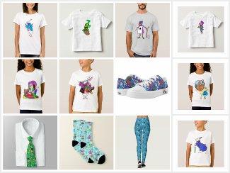 Clothing - Alice's Adventures In Wonderland