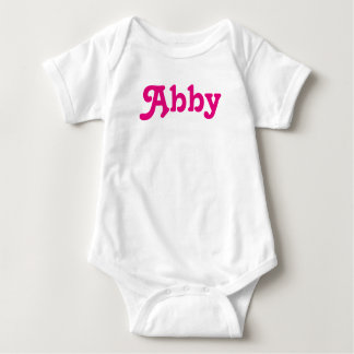 Clothing Baby Abby Baby Bodysuit
