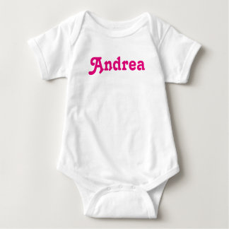 Clothing Baby Andrea Baby Bodysuit