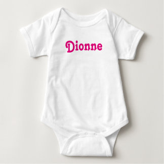 Clothing Baby Dionne Baby Bodysuit