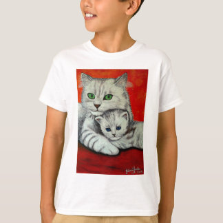 Clothing Cat and Kitty T-Shirt