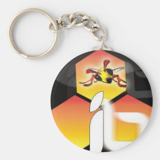 """Clothing That Inspires"" Keychain"
