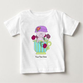 Clothing Vertical Template Baby T-Shirt