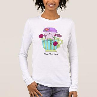 Clothing Vertical Template Long Sleeve T-Shirt