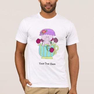 Clothing Vertical Template T-Shirt