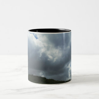 Cloud 9 Two-Tone coffee mug