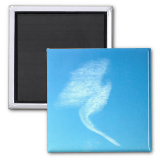 Cloud Angel Appears Magnet