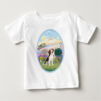 Cloud Angel - Beagle1 Baby T-Shirt