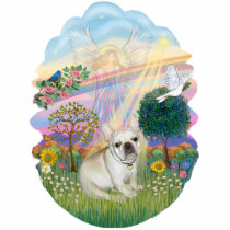 Cloud Angel - French Bulldog 1 Statuette