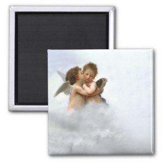 Cloud Angels Refrigerator Magnets