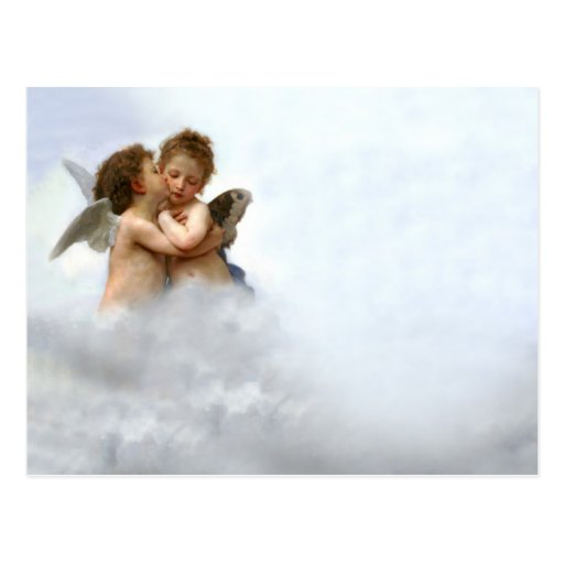 Cloud Angels Postcard