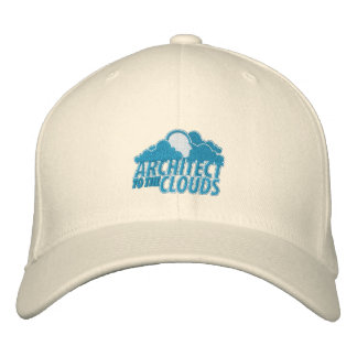 Cloud Architect - Architect to the Clouds Embroidered Baseball Hat