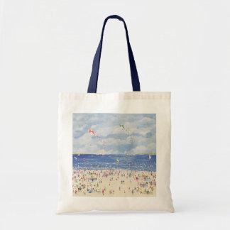 Cloud Beach Tote Bag