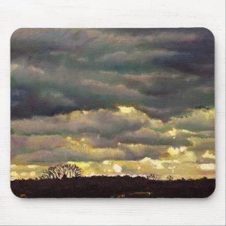 Cloud burst 2012 mouse pad