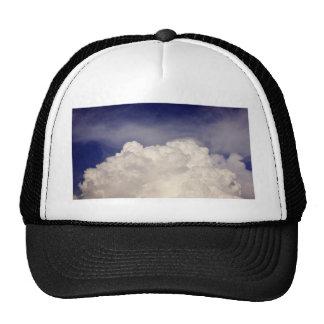 Cloud burst trucker hat