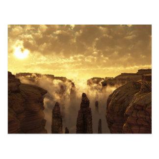 Cloud Canyon Postcard