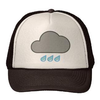 Cloud cap trucker hat