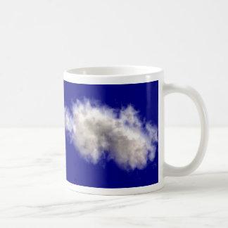 Cloud Coffee Cup Classic White Coffee Mug
