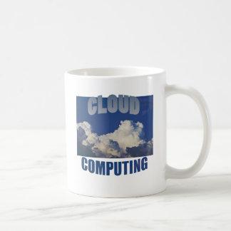 cloud computing coffee mug