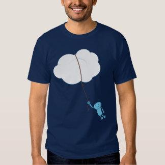 Cloud Computing (when robots dream) T Shirt