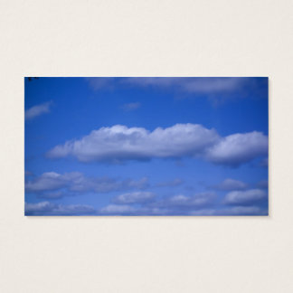 Cloud Cover Business Card