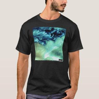 Cloud Cover Over Aleutians T-Shirt