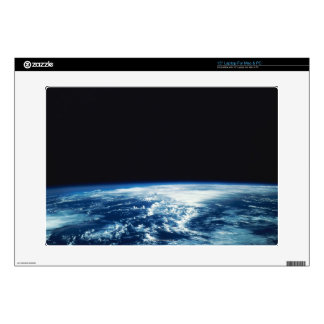"Cloud Cover over Earth Decal For 15"" Laptop"